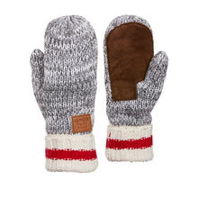 Load image into Gallery viewer, Camp Knit Mittens (Adult & Juniors) - 3 Colours