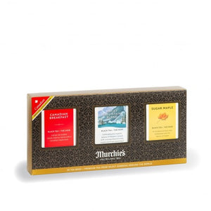 Canadian Tea Selection (3 x 10 Tea Bags)