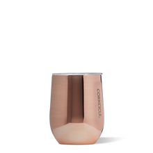Load image into Gallery viewer, Copper Metallic Stemless - 12 oz