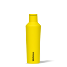 Load image into Gallery viewer, Neon Yellow Canteen - 16 oz