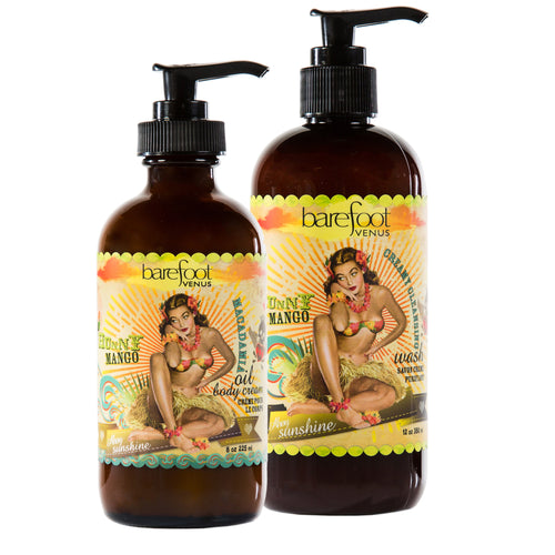 Hunny Mango Lotion and Wash Set