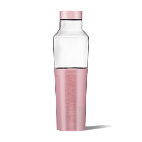 Rose Metallic Hybrid Canteen - 20 oz