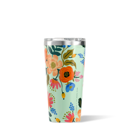 Rifle Paper Co. Lively Floral Tumbler - 16 oz