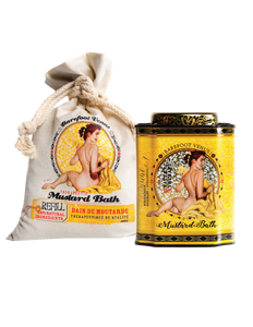 Mustard Bath - Original Tin OR Refill Bag