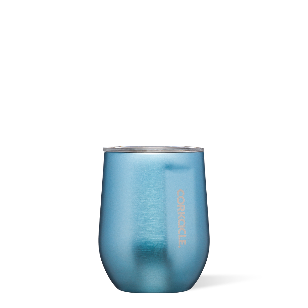 Moonstone Stemless Wine Glass - 12 oz