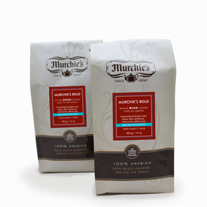 Murchie's Bold Coffee - Dark Roast (Available in Decaf)