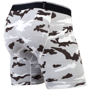 Classics Boxer Brief - Camo Snow