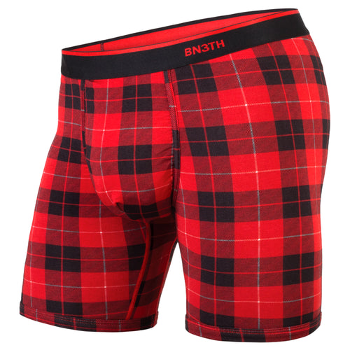 Classics Boxer Brief - Fireside Plaid Red