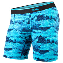 Load image into Gallery viewer, Classics Boxer Brief - Peaks Blue