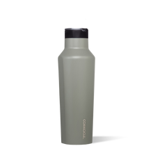 Load image into Gallery viewer, Tactical Grey Sport Canteen - 20 oz