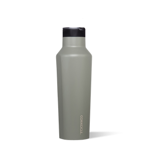Tactical Grey Sport Canteen - 20 oz