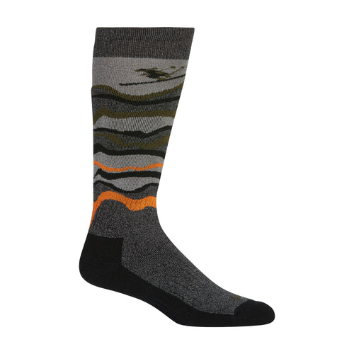 Ski Bum Socks Heavyweight Style Adult - 4 Colours