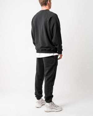 MONO SWEATPANT - BLACK