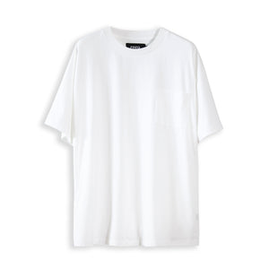 POCKET STEREO TEE - WHITE NOISE