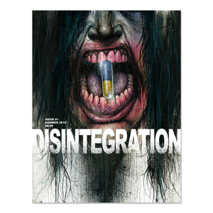 """Disintegration Issue #1"""