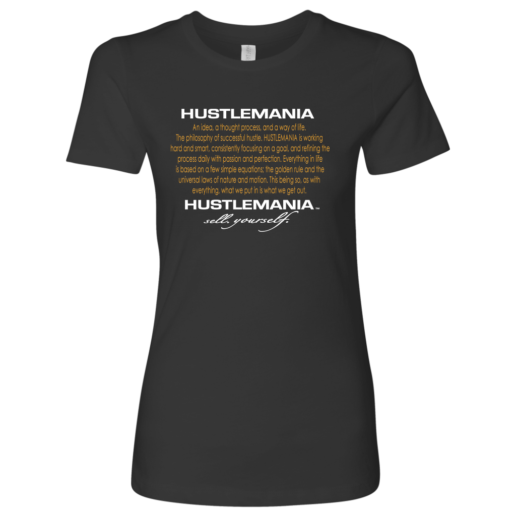 HM Creed Womens Tee
