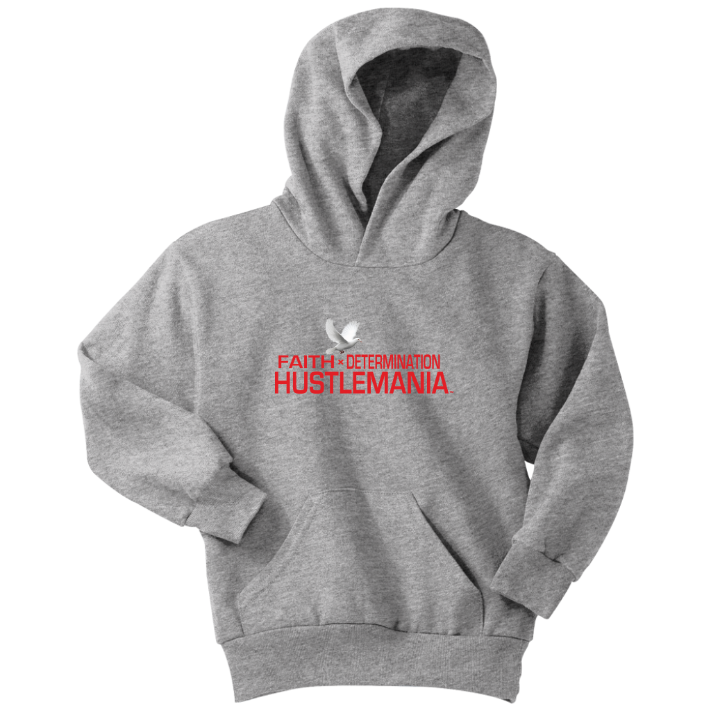 Faith x Determination Youth Hoodie