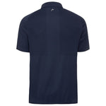 HEAD Performance Polo Shirt Heren Blauw