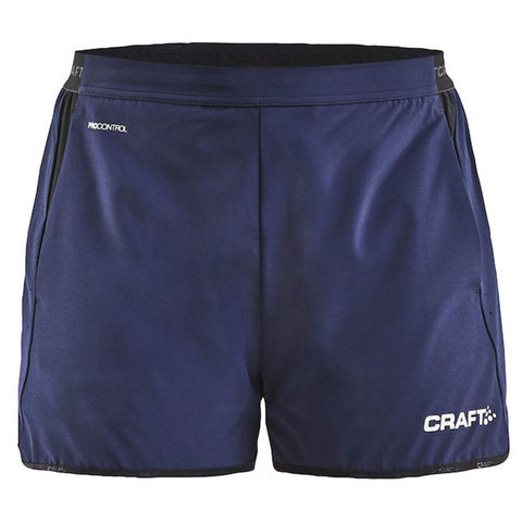 Craft Pro Control Impact Short Dames Navy