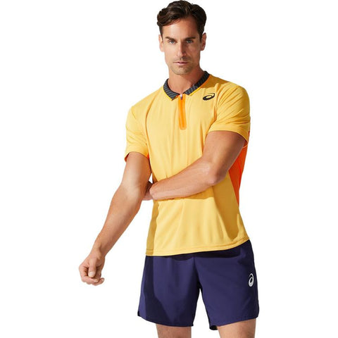 Asics Match M Tennis Polo Shirt Heren