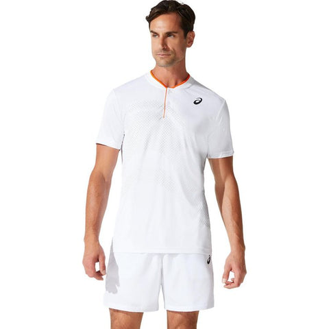 Asics Court GPX Tennis Polo Shirt Heren