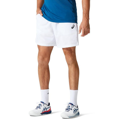 Asics Court M 7IN Short Heren Wit