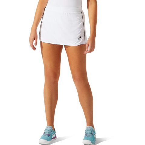 Asics Court W Skort Dames Wit