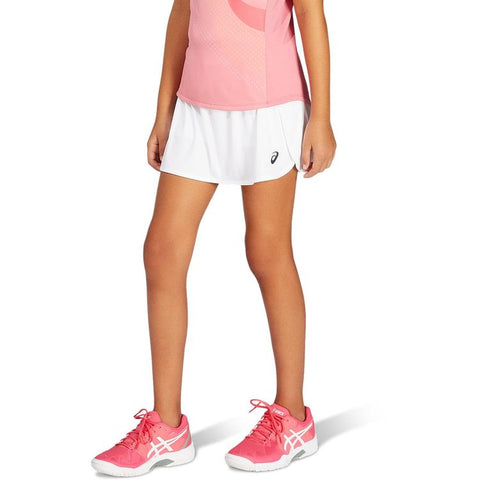 Asics Tennis G Skort Junior Wit