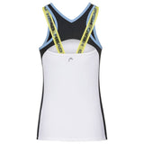 HEAD Talia Tank Top Dames Wit