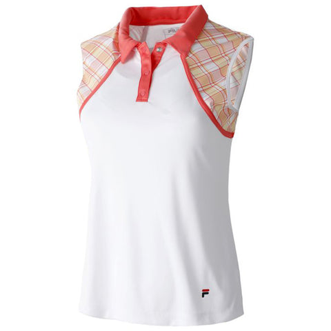 Fila American Dames Polo Tammy Wit