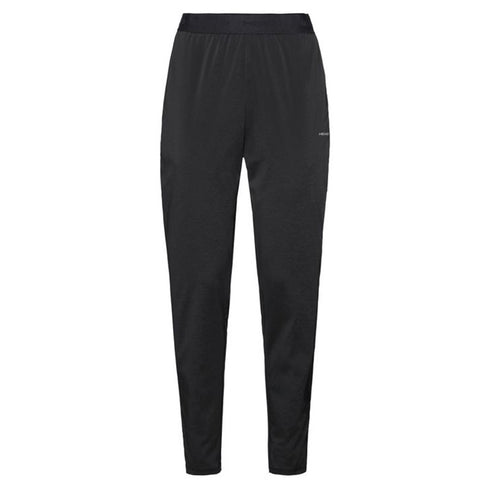 HEAD Baseline Pants Dames Zwart