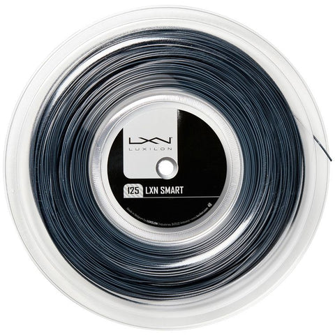 Luxilon Smart 125 String Black White 200m