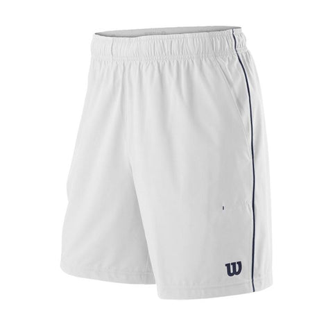 Wilson Competition 8 Short Heren Wit