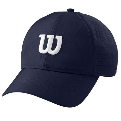 Wilson Ultralight Tennis Cap Blauw