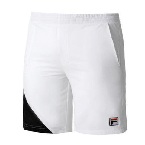 Fila Nicolas Short Heren Wit