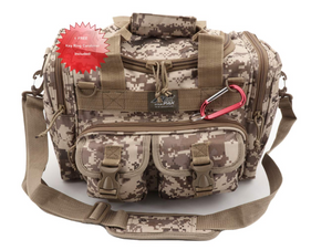 TRU YANK TACTICAL RANGE SHOULDER BAG