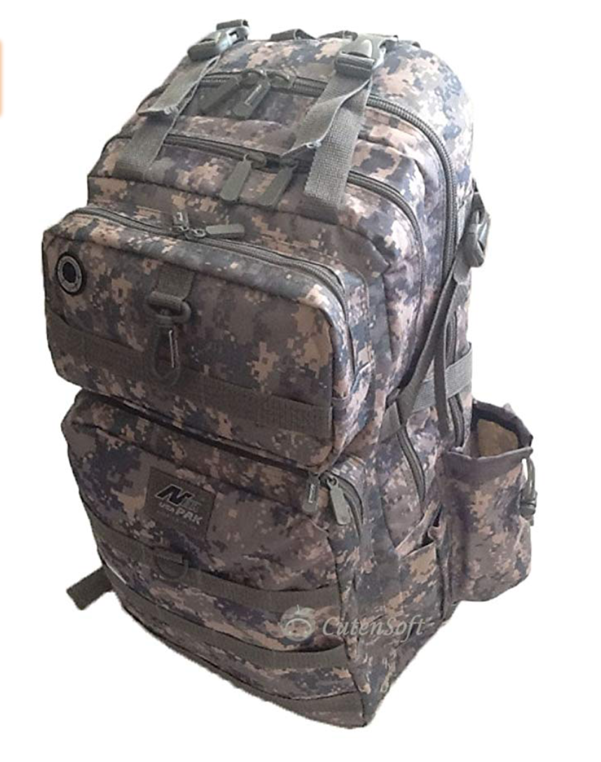TRU YANK TACTICAL BACKPACK