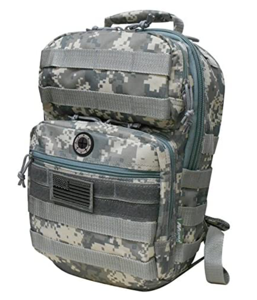 MIDSIZE CAMPING/HIKING BACKPACK/BAG