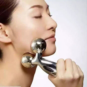 Face and Body Massage Roller With 3D Massage Balls