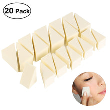 20 Piece Cosmetic Sponge Set (Latex Free Foam Wedges)