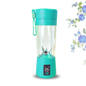 Portable Juice Blender and Juicer