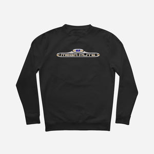 "SWEAT-SHIRT COL ROND | ""16 BITS"" - Noir"