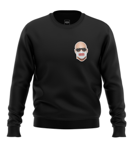 "SWEAT-SHIRT COL ROND | ""MASK"""