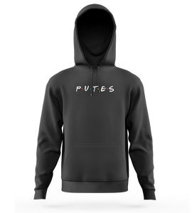 "SWEAT-SHIRT CAPUCHE | ""P.U.T.E.S"""