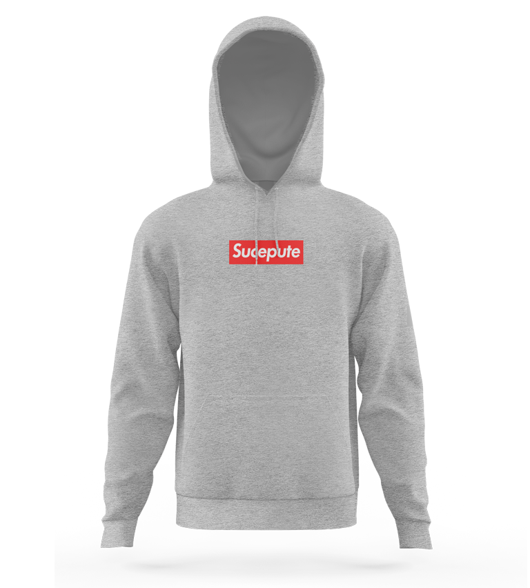 SWEAT-SHIRT CAPUCHE |