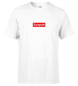 "T-SHIRT MANCHES COURTES | ""SUCEPUTE"""