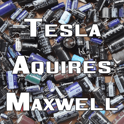 Tesla Motors Purchases Maxwell to Improve Energy Density