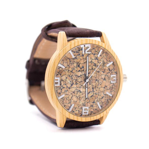 Watch - Natural Brown