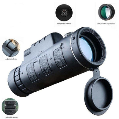 Mini Monocular Telescope HD For Outdoor Camping