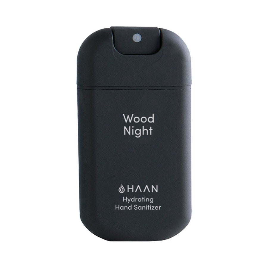 Haan Hand Sanitizer - Wood Night 30ml - HAYGEN